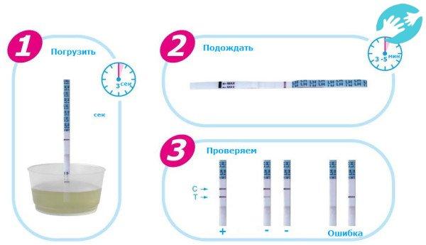 с какого срока беременности можно делать тест