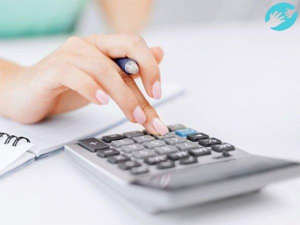 Расчет овуляции можно произвести при помощи обычного калькулятора и календаря
