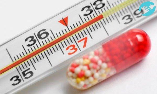 Высокая температура, сопровождающая боли внизу живота или в пояснице после овуляции – серьезный повод для беспокойства